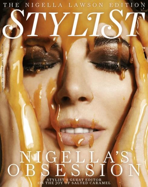 nigella salted caramel