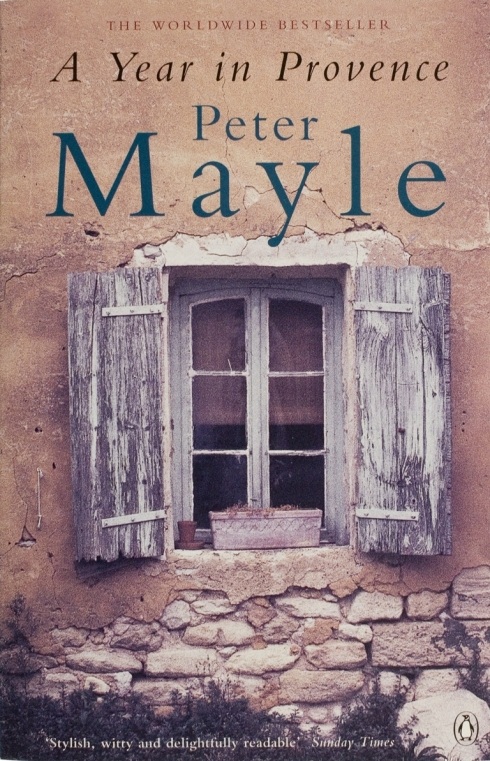 a year in provence peter mayle