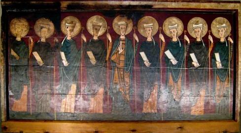 Altar de Tavernoles, 12th Century