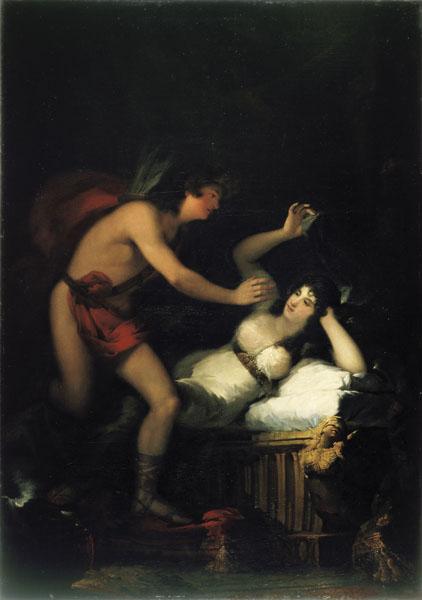 francisco de goya allegory of love