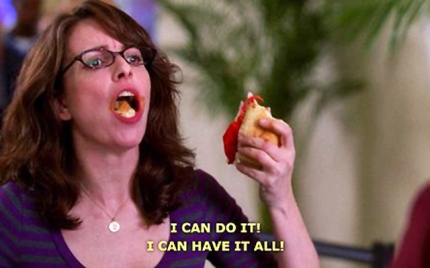 liz lemon i can have it all